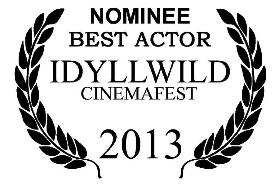 IDYLLWILD Best Actor Nominee